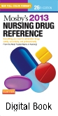 Mosby's 2013 Nursing Drug Reference - Elsevier eBook on Intel Education Study, 26th Edition