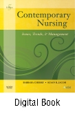 Contemporary Nursing - Elsevier eBook on Intel Education Study, 5th Edition