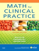 Math for Clinical Practice - Elsevier eBook on Intel Education Study, 2nd Edition