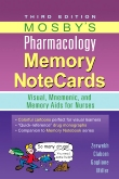 Mosby's Pharmacology Memory NoteCards - Elsevier eBook on Intel Education Study, 3rd Edition