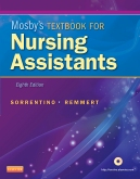 cover image - Mosby's Textbook for Nursing Assistants - Elsevier eBook on Intel Education Study,8th Edition