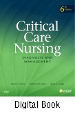 cover image - Critical Care Nursing - Elsevier eBook on Intel Education Study,6th Edition
