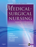 Medical-Surgical Nursing, Single Volume - Elsevier eBook on Intel Education Study, 8th Edition