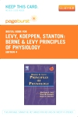 Berne & Levy Principles of Physiology - Elsevier eBook on VitalSource (Retail Access Card), 4th Edition