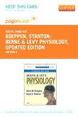 Berne & Levy Physiology, Updated Edition - Elsevier eBook on VitalSource (Retail Access Card), 6th Edition