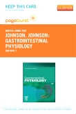 cover image - Gastrointestinal Physiology - Elsevier eBook on VitalSource (Retail Access Card),7th Edition