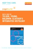 cover image - Elsevier's Integrated Histology -  Elsevier eBook on VitalSource (Retail Access Card)