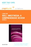Anesthesia: A Comprehensive Review - Elsevier eBook on VitalSource (Retail Access Card), 4th Edition