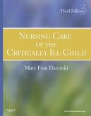 cover image - Nursing Care of the Critically Ill Child - Elsevier eBook on VitalSource,3rd Edition