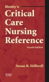 cover image - Mosby's Critical Care Nursing Reference - Elsevier eBook on VitalSource,4th Edition