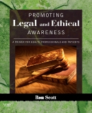 cover image - Promoting Legal and Ethical Awareness - Elsevier eBook on VitalSource