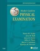 cover image - Mosby's Guide to Physical Examination - Elsevier eBook on VitalSource,7th Edition