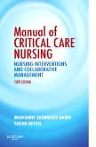 Manual of Critical Care Nursing - Elsevier eBook on VitalSource, 6th Edition
