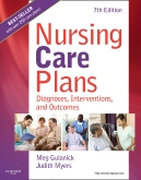 Nursing Care Plans - Elsevier eBook on VitalSource, 7th Edition