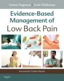 Evidence-Based Management of Low Back Pain - Elsevier eBook on VitalSource