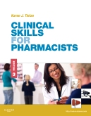 cover image - Clinical Skills for Pharmacists - Elsevier eBook on VitalSource,3rd Edition