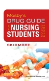 cover image - Mosby's Drug Guide for Nursing Students - Pageburst E-Book on VitalSource,10th Edition