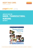 cover image - Transcultural Nursing - Elsevier eBook on Intel Education Study (Retail Access Card),6th Edition