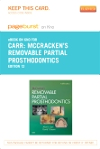 McCracken's Removable Partial Prosthodontics- Elsevier eBook on Intel Education Study (Retail Access Card), 12th Edition