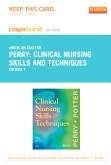 Clinical Nursing Skills and Techniques - Elsevier eBook on Intel Education Study (Retail Access Card), 7th Edition