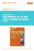 All-In-One Care Planning Resource - Elsevier eBook on Intel Education Study (Retail Access Card), 3rd Edition
