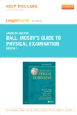 Mosby's Guide to Physical Examination - Pageburst E-Book on KNO (Retail Access Card), 7th Edition