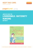 cover image - Maternity Nursing - Elsevier eBook on Intel Education Study (Retail Access Card),8th Edition