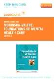Foundations of Mental Health Care - Elsevier eBook on VitalSource (Retail Access Card), 5th Edition