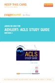 ACLS Study Guide- Elsevier eBook on Intel Education Study (Retail Access Card), 4th Edition