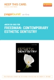cover image - Contemporary Esthetic Dentistry - Elsevier eBook on Intel Education Study (Retail Access Card)