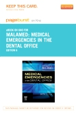 Medical Emergencies in the Dental Office - Elsevier eBook on Intel Education Study (Retail Access Card), 6th Edition