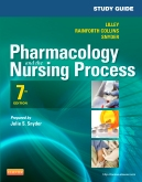 cover image - Study Guide for Pharmacology and the Nursing Process - Elsevier eBook on VitalSource,7th Edition