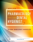 cover image - Applied Pharmacology for the Dental Hygienist,7th Edition
