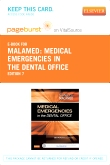cover image - Medical Emergencies in the Dental Office - Elsevier eBook on VitalSource (Retail Access Card),7th Edition
