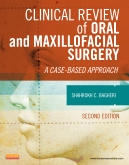 cover image - Clinical Review of Oral and Maxillofacial Surgery - Elsevier eBook on VitalSource,2nd Edition