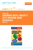 Mosby's 2014 Nursing Drug Reference - Elsevier eBook on VitalSource (Retail Access Card), 27th Edition