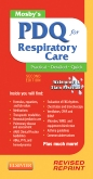 cover image - Mosby's PDQ for Respiratory Care - Revised Reprint - Elsevier eBook on Intel Education Study,2nd Edition