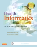 cover image - Health Informatics - Elsevier eBook on Vitalsource