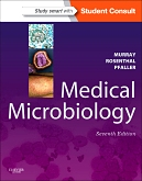cover image - Evolve Resources for Medical Microbiology,7th Edition