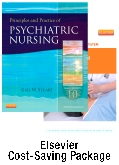 cover image - Principles and Practice of Psychiatric Nursing - Text and Simulation Learning System Package,10th Edition