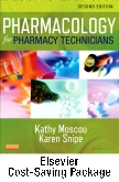 Pharmacology for Pharmacy Technicians - Text and Workbook Package, 2nd Edition