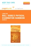 Seidel's Physical Examination Handbook - Elsevier eBook on VitalSource (Retail Access Card), 8th Edition