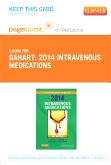 2014 Intravenous Medications – Elsevier eBook on VitalSource (Retail Access Card), 30th Edition