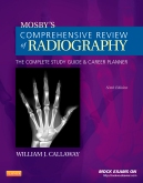 cover image - Mosby's Comprehensive Review of Radiography - Elsevier eBook on Intel Education Study,6th Edition