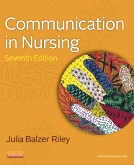 Communication in Nursing - Elsevier eBook on Intel Education Study, 7th Edition