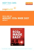 cover image - ECGs Made Easy - Elsevier eBook on VitalSource (Retail Access Card),5th Edition