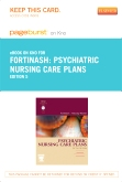 Psychiatric Nursing Care Plans - Elsevier eBook on Intel Education Study (Retail Access Card), 5th Edition