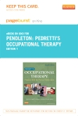 Pedretti's Occupational Therapy - Elsevier eBook on Intel Education Study (Retail Access Card), 7th Edition
