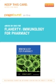 Immunology for Pharmacy - Elsevier eBook on Intel Education Study (Retail Access Card)