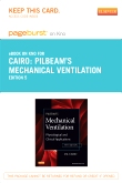 cover image - Pilbeam's Mechanical Ventilation - Elsevier eBook on Intel Education Study (Retail Access Card),5th Edition